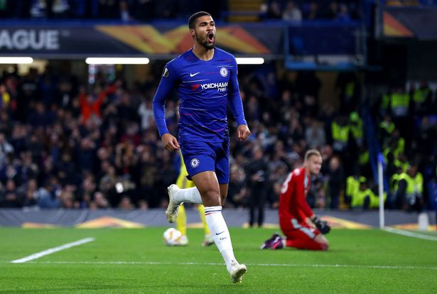 Ruben Loftus-Cheek still remains ruled out as he recovers from his calf injury.