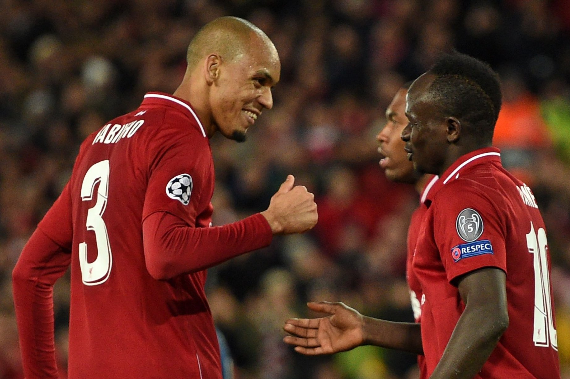 Why Liverpool Boss Klopp Should Stick With Fabinho Over