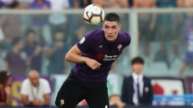Nikola Milenkovic has been a consistent performer for Fiorentina. (Getty Images)