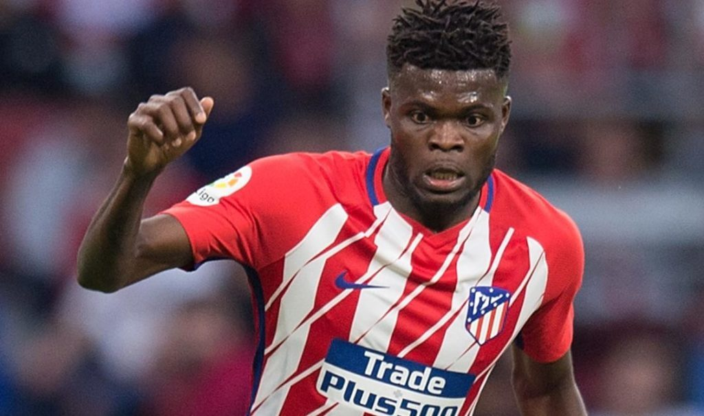 Thomas Partey has been one of the consistent players for Atletico Madrid over the last couple of seasons. (Getty Images)