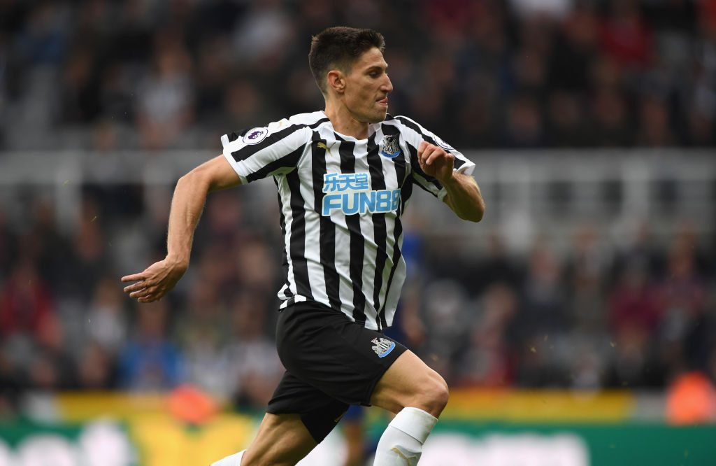 Federico Fernández Wallpaper: Newcastle United Player Ratings Vs Watford: Here's How The