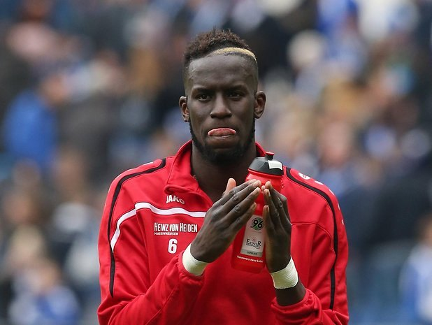 Salif Sane spent five years at Hannover. (Getty Images)