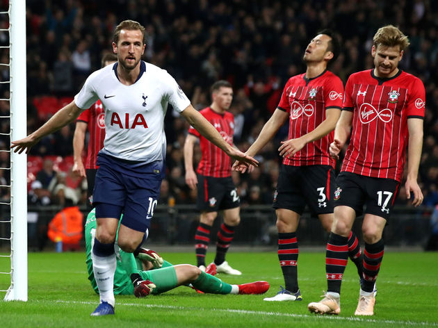Harry Kane is one of the best strikers in Europe. (Getty Images)