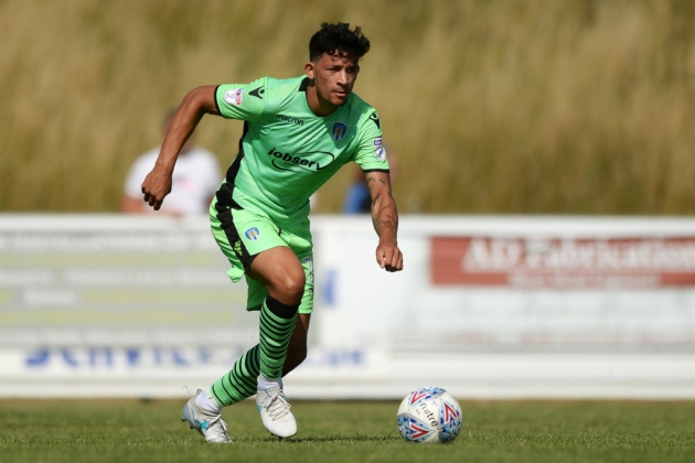Leyton Orient striker Macauley Bonne in action. (Getty Images)
