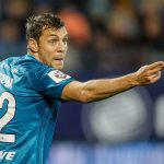Artem Dzyuba in action for Zenit. (Getty Images)