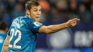 Artem Dzyuba in action for Zenit. (Getty Images)
