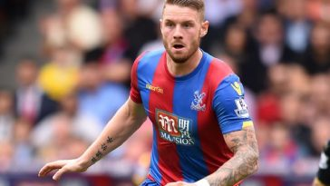 Crystal Palace striker Connor Wickham in action. (Getty Images)