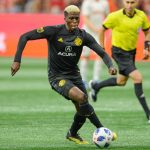 Gyasi Zardes has been a prolific goalscorer for Columbus Crew. (Getty Images)