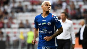 Strasbourg's Kenny Lala had an excellent 2018/19 season in Ligue 1. (Getty Images)