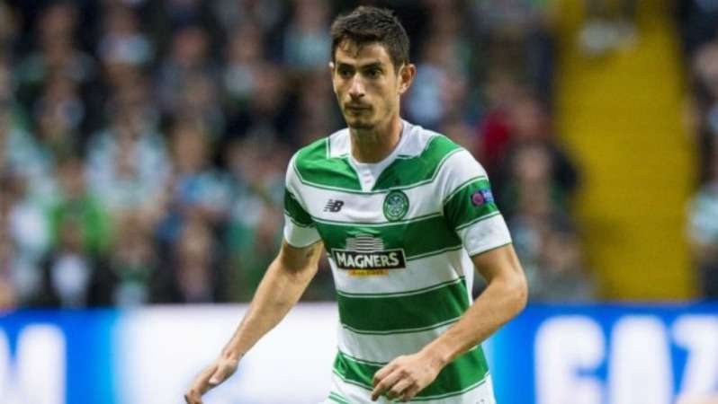 Nir Bitton in action for Celtic. (Getty Images)