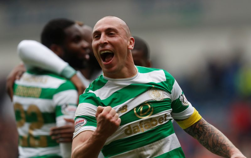 Scott Brown is one of the pillars of Celtic. (Getty Images)