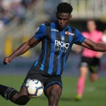 Duvan Zapata was sensational for Atalanta last season. (Getty Images)