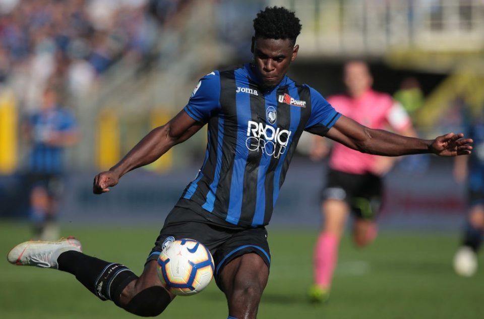Duvan Zapata was sensational for Atalanta last season. (Getty Images)