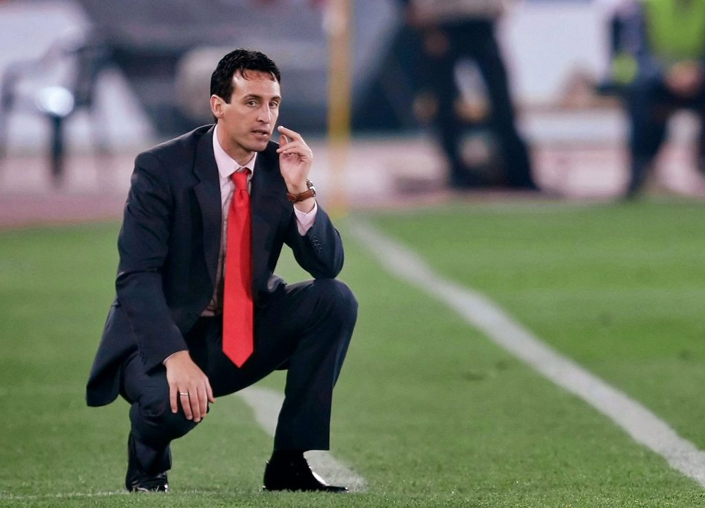 Arsenal boss Unai Emery has come under further scrutiny after his sides 1-1 draw against Vitoria SC.