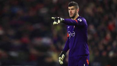 Fraser Forster has been excellent since returning to Celtic. (Getty Images)