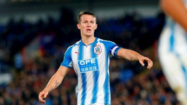 Jonathan Hogg in action for Huddersfield Town. (Getty Images)