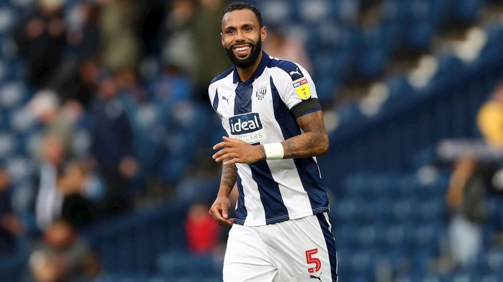 Kyle Bartley has been immense at the back for West Brom. (Getty Images)