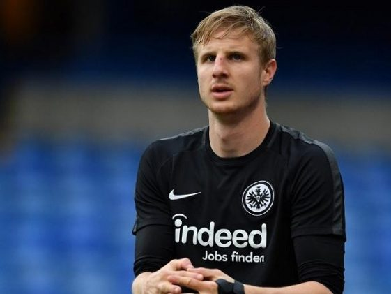 Martin Hinteregger has impressed in Eintracht Frankfurt colours since arriving in January 2019. (Getty Images)