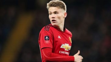 Scott McTominay has been one of Manchester United's most consistent performers this season. (Getty Images)