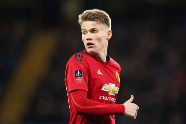 Scott McTominay has established himself as a regular at United this season.