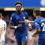 Chelsea striker Tammy Abraham has been in great form this season. (Getty Images)