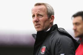 Charlton Athletic manager Lee Bowyer. (Getty Images)