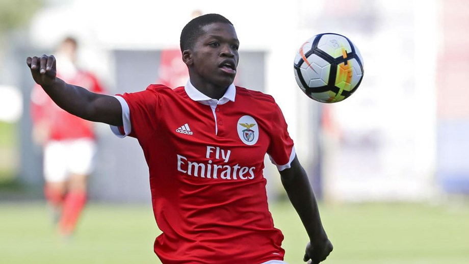 Florentino Luis made his Benfica debut in February 2019. (Getty Images)