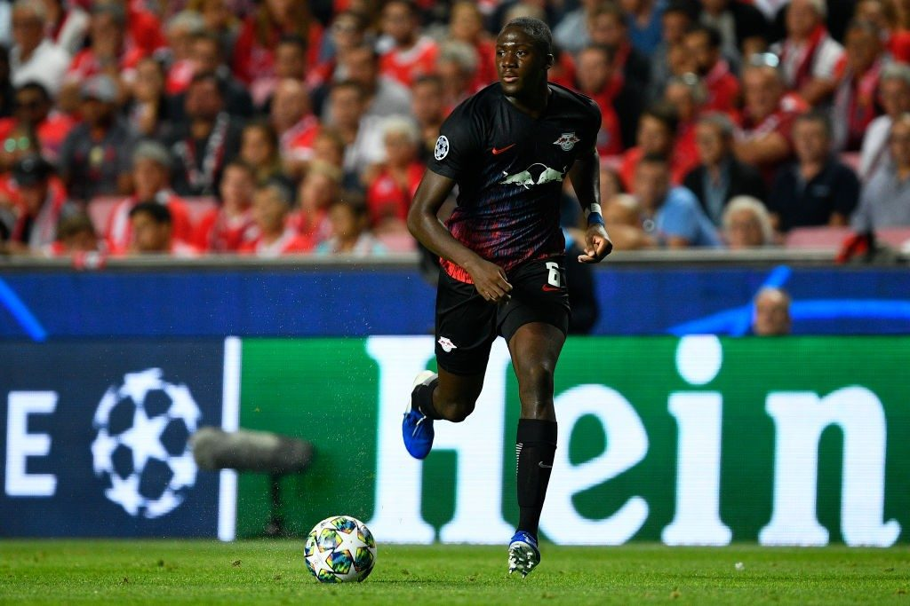 Ibrahima Konate is one of the best young defenders across Europe. (Getty Images)