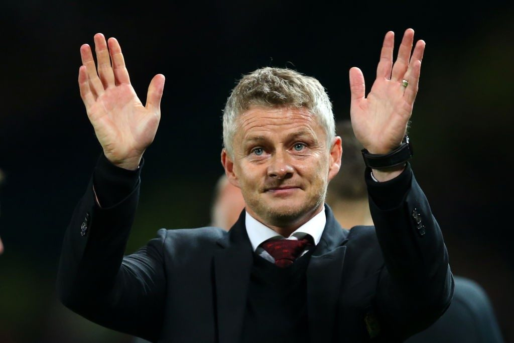 Manchester United boss Ole Gunnar Solskjaer (Getty Images)