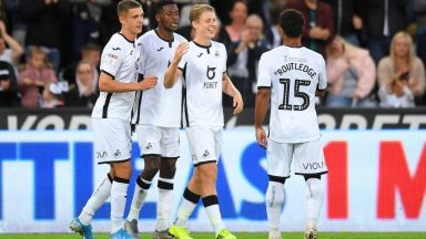Swansea City have done well under Steve Cooper. (Getty Images)