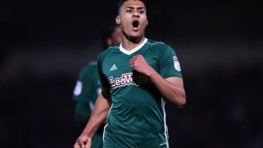 Brentford striker Ollie Watkins has been in fantastic form this season. (Getty Images)