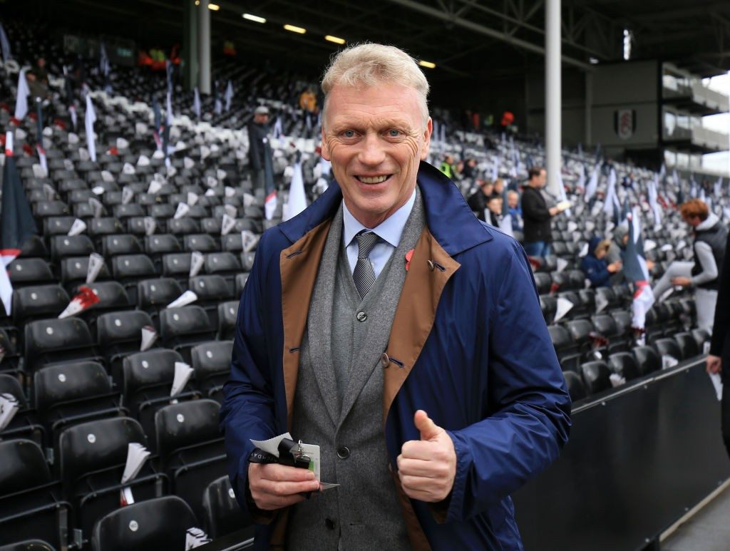 West Ham boss David Moyes (Getty Images)
