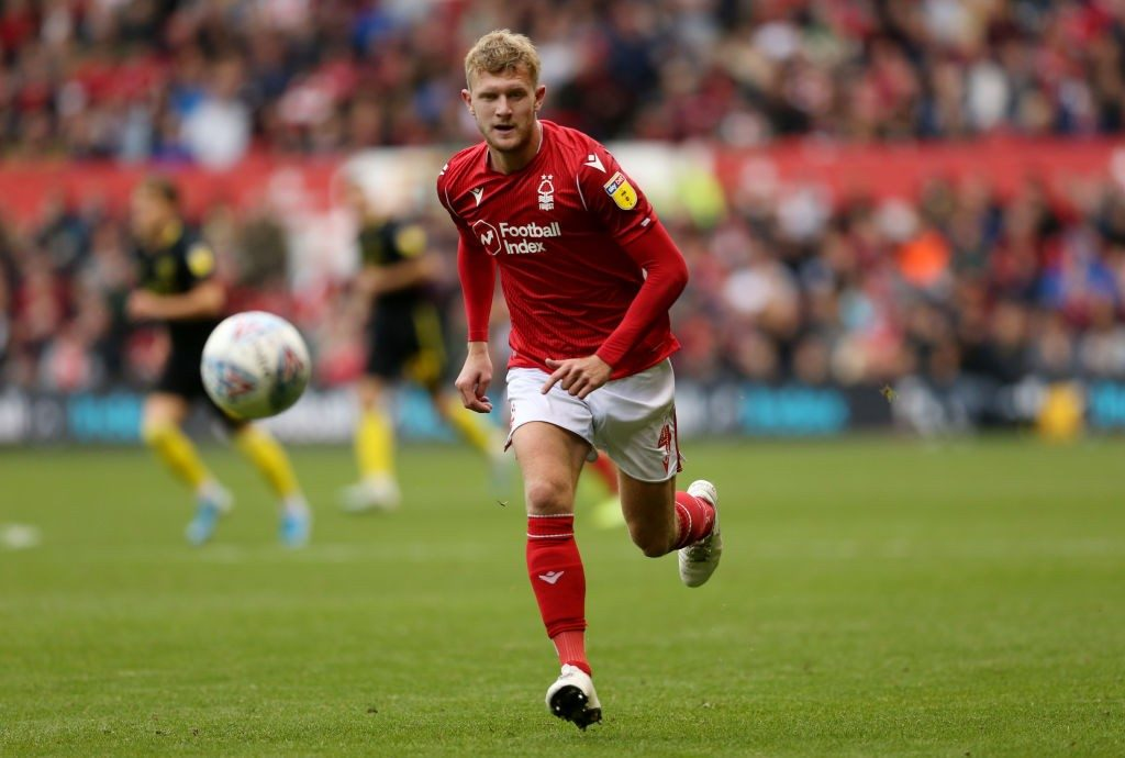 Joe Worrall (Getty Image)