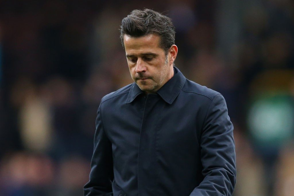 Everton manager Marco Silva has come under severe criticism following his team's dismal performances. (Getty Images)
