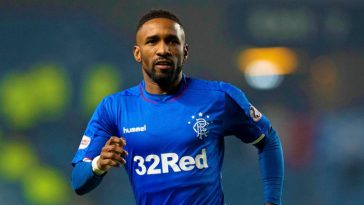 Jermain Defoe has done very well at Rangers under Steven Gerrard. (Getty Images)