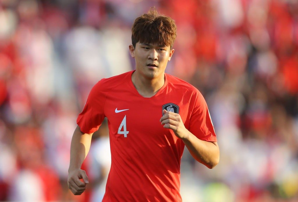 Kim Min-Jae (Getty Images)
