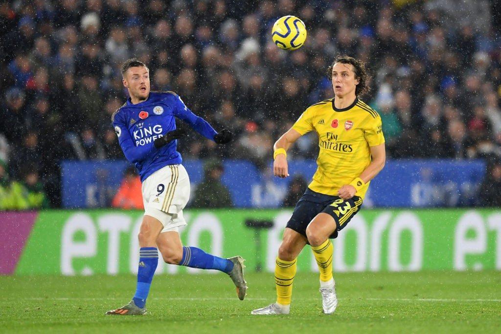 Summer signing David Luiz is yet to impress for Arsenal this season.