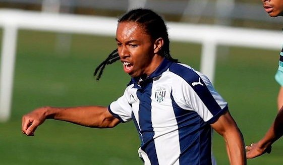 Rico Richards is one of the top talents from West Brom academy. (Getty Images)