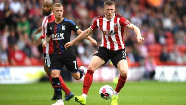 Sheffield United's John Lundstram in action. (Getty Images)