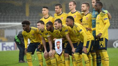 Arsenal have struggled this season (Getty Images)