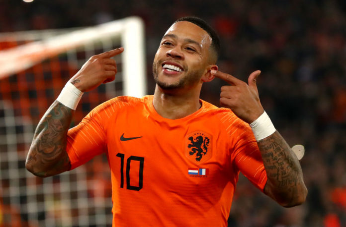 Memphis Depay (Getty Images)