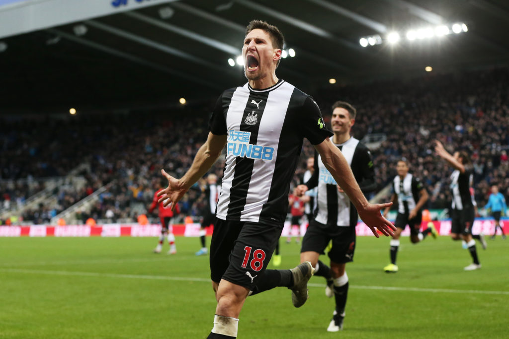Federico Fernandez wants to extend his stay at Newcastle