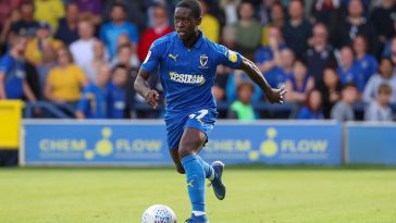 Wimbledon's Paul Osew has been linked with QPR