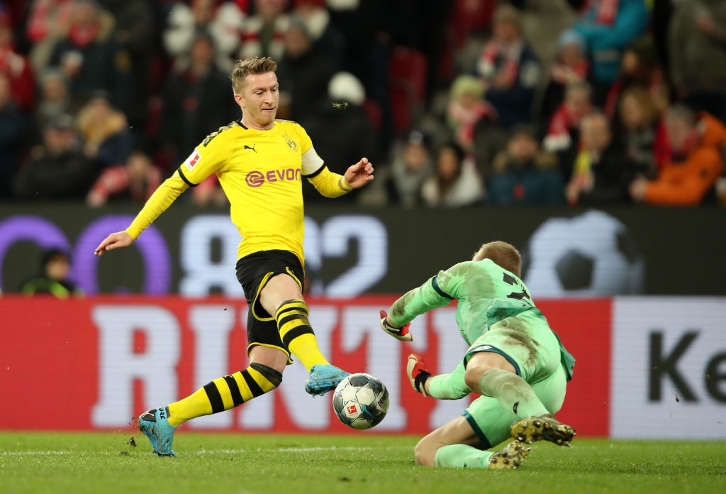 Marco Reus Borussia Dortmund vs RB Leipzig