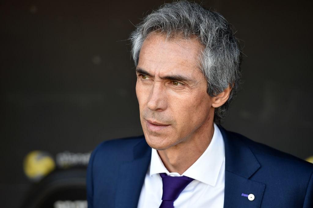 Bordeaux manager Paulo Sousa.