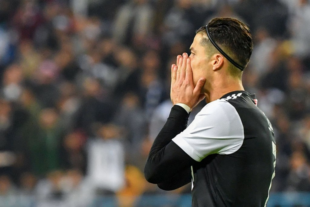 Twitter Reacts As Cristiano Ronaldo Sports New Hairstyle During