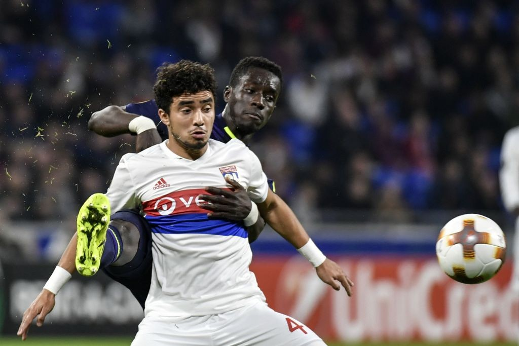 Rafael has fallen down the pecking order at Lyon, managing just 7 league appearances this season.