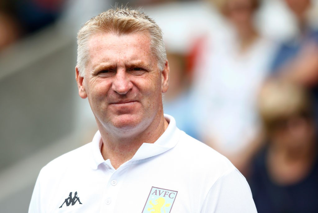 Aston Villa boss Dean Smith faces a grim challenge of bringing a new striker, with the club currently short of players in that role.